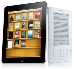 ipad+kindle